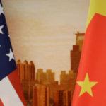 Guerra comercial entre China y Estados Unidos.