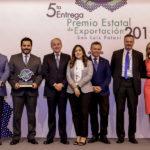 Premio Estatal de Exportación San Luis Potosí